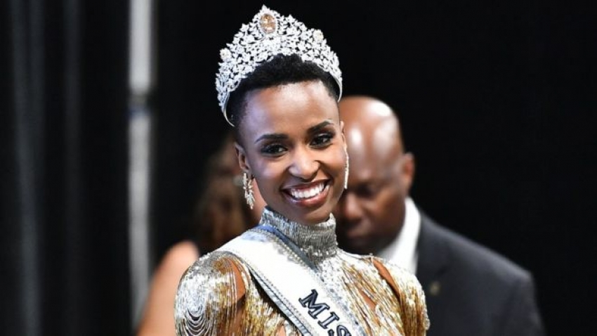 ملكة جمال الكون 2019: أتمنى أن ترى كل فتاة انعكاس وجهها في وجهي