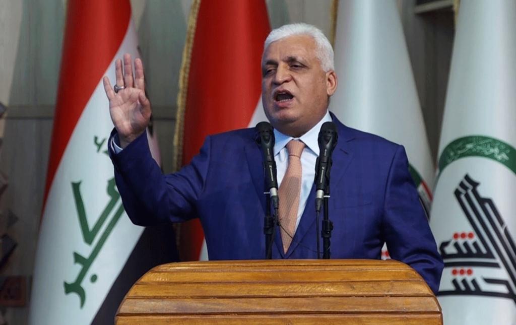 الفياض: الحشد الشعبي جاهز لإفشال أي مؤامرة تحاك ضد أمن العراق