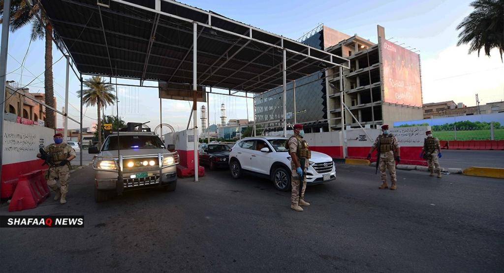 القوات الامنية تحبط هجوما صاروخيا جديدا على الخضراء وسط بغداد