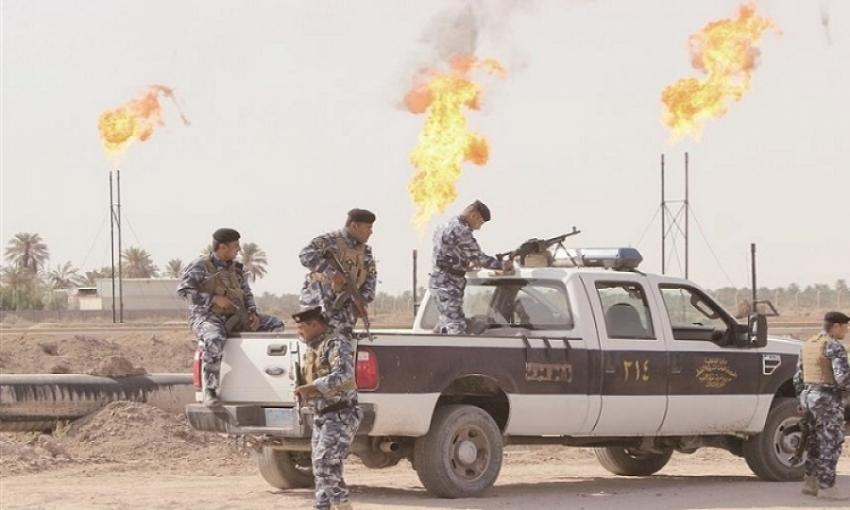 العراق يهدر ما قيمته نحو سبعة ملايين دولار من الغاز الطبيعي يومياً