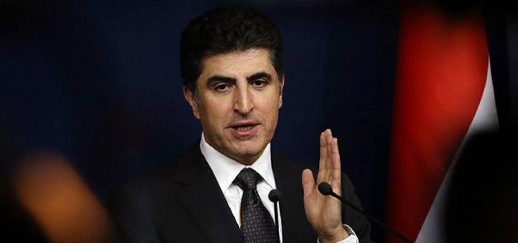 رئيس اقليم كوردستان مدينا بشدة هجوم التاجي : يعرض وضع البلاد للخطر