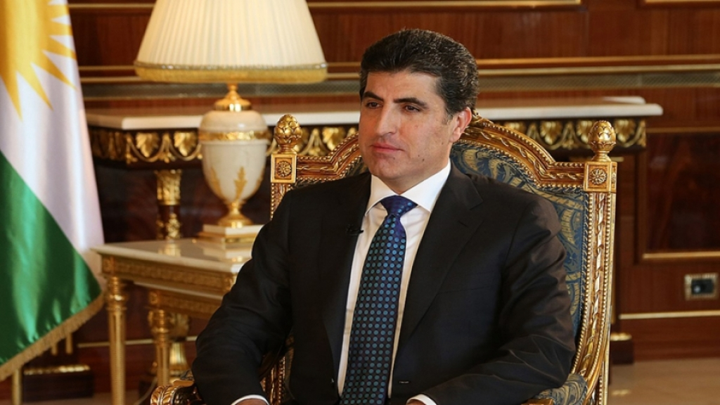 رئيس إقليم كوردستان يدعو المجتمع الدولي للعمل على منع تكرار جرائم الإبادة الجماعية