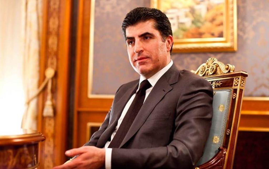 نيجيرفان البارزاني: استقرار العلاقات مع أمريكا مهم لمصلحة العراق