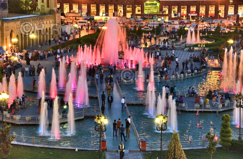 اربيل عاصمة اقليم كوردستان العراق ومن اجمل محافظات العراق