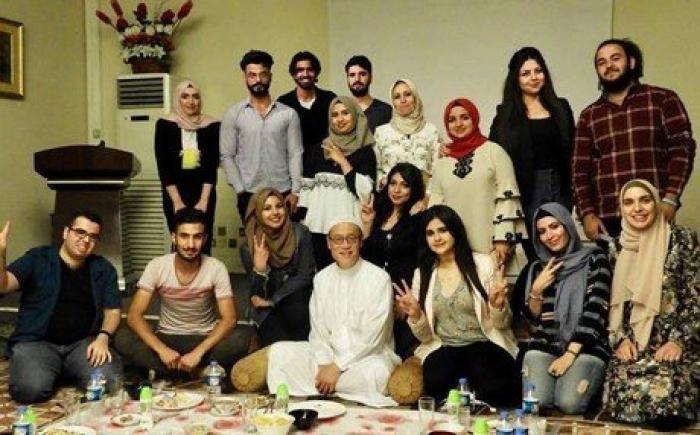 سفير اليابان لدى العراق يقيم مأدبة إفطار لطلبة إحدى الكليات ببغداد