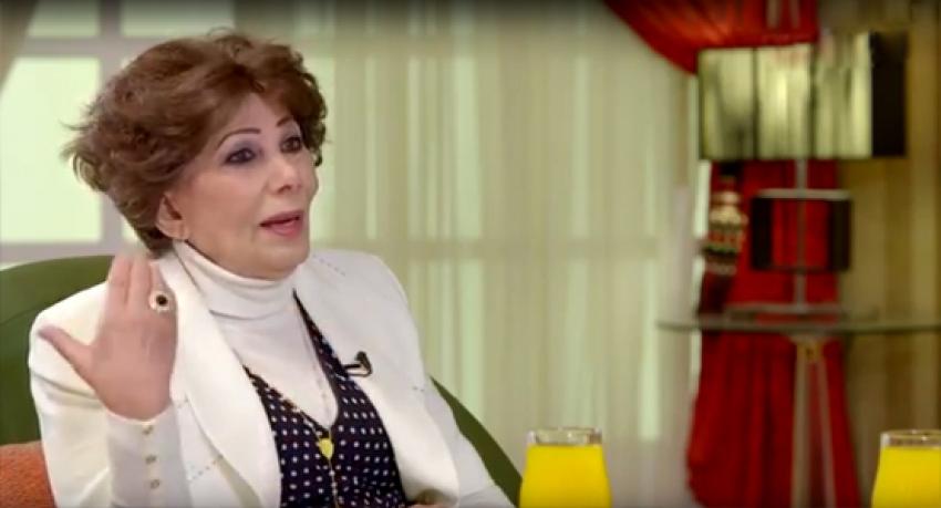 فوزية الشندي أهم ممثلات الجيل الذهبي في العراق