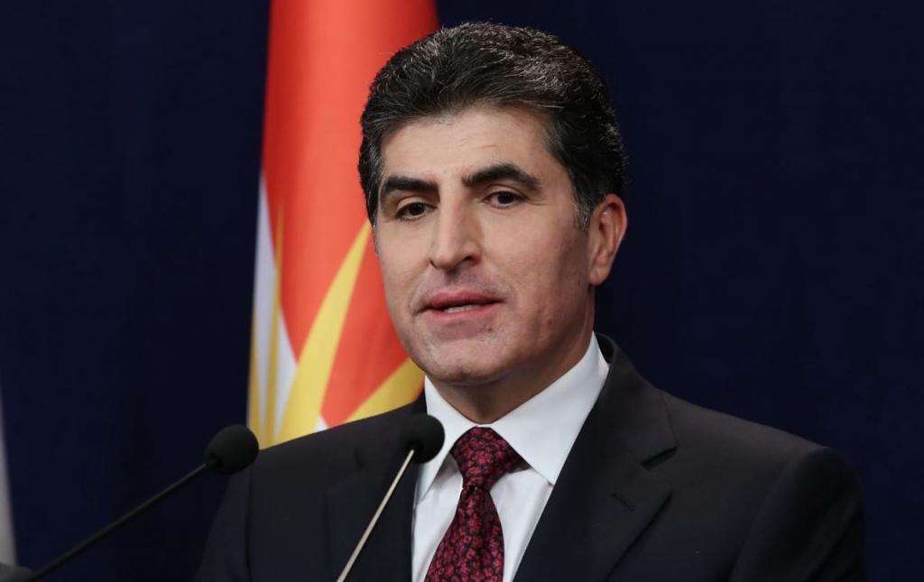 نيجيرفان البارزاني: إقليم كوردستان يدعم حكومة تلبي مطالب وحقوق الشعب العراقي