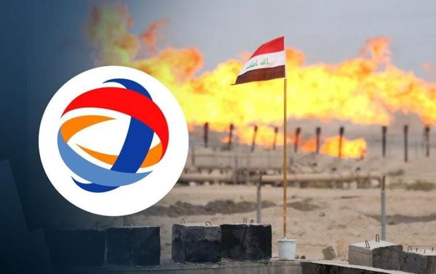 التوقيع على عقد بقيمة 27 مليار دولار بين العراق وتوتال الفرنسية