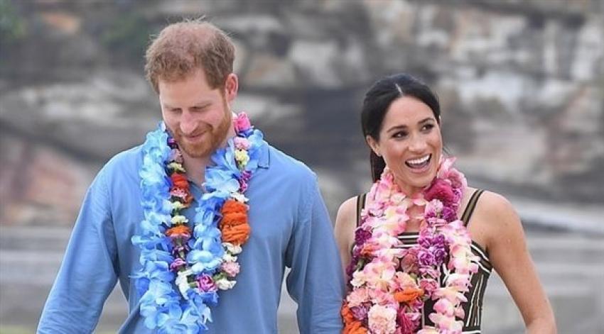 ميجان ماركل والأمير هاري يستقبلان مولودهما الأول: ذكر بصحة جيدة