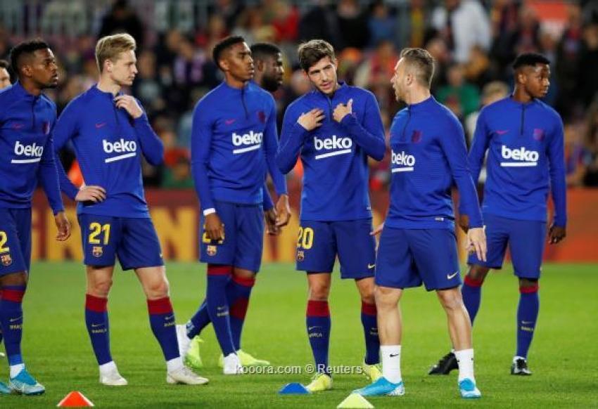 جوارديولا يطمع في صفقة مميزة من برشلونة