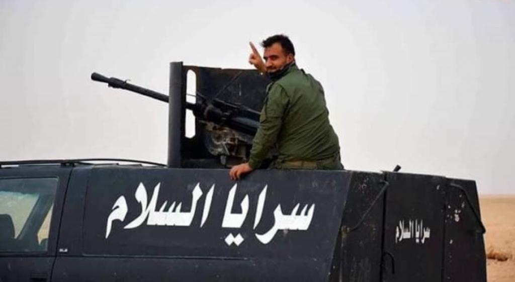 """تقرير أمريكي: أهالي سامراء يفضلون القوات الأمريكية على """"سرايا السلام"""""""