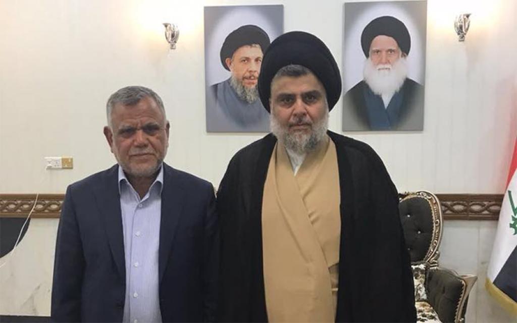 صحيفة إيرانية: الصدر والعامري وضعا خيار اقالة الحكومة جانبا