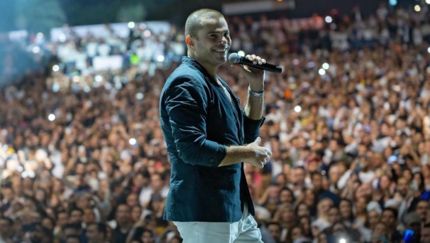 """عمرو دياب يعود للأغنية الشعبية بـ""""عم الطبيب"""""""