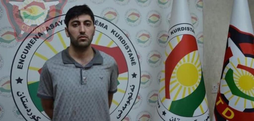 اعتقال المسؤول الأول عن حادث إطلاق النار في أربيل