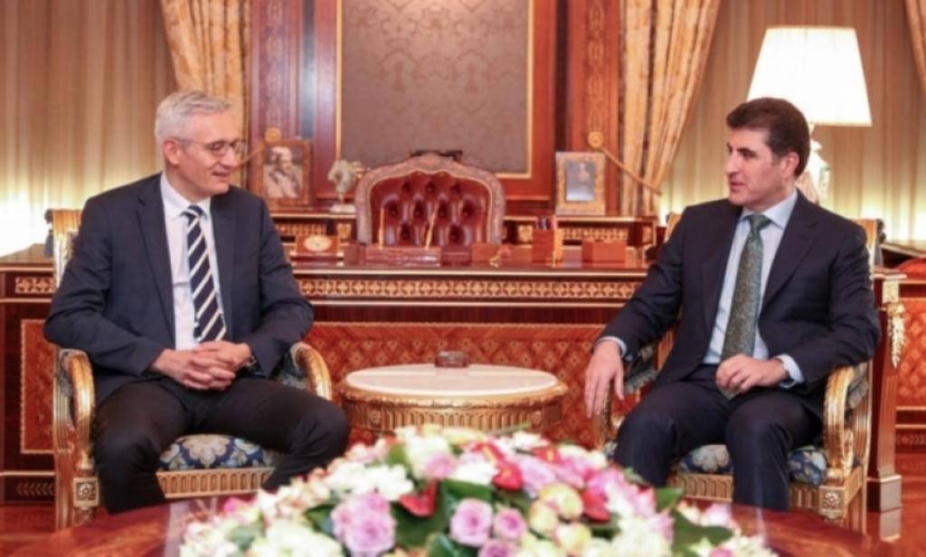 نيجيرفان بارزاني: علاقات أربيل – بغداد في أحسن حال
