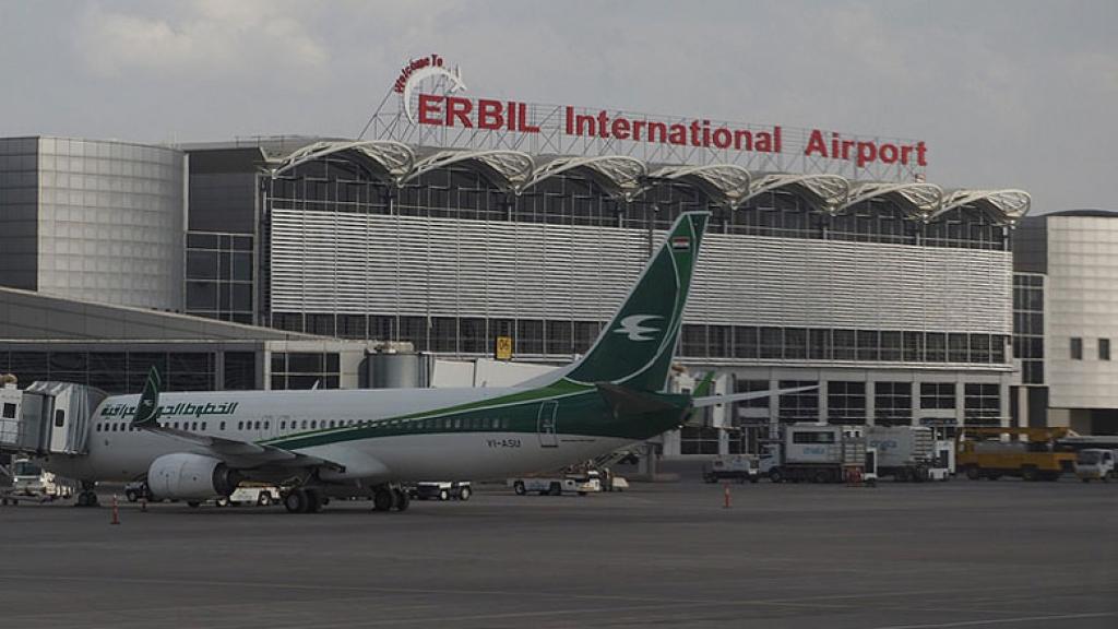 مديرة مطار اربيل الدولي : مستعدون لاستئناف الرحلات