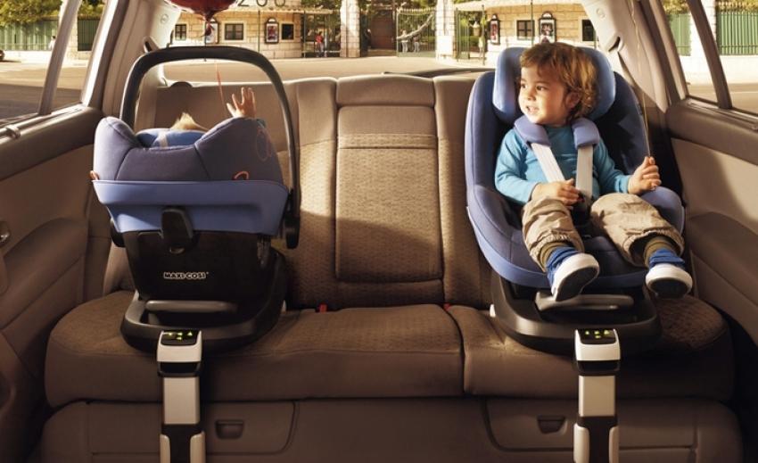 ترك الطفل في السيارة أمر خطير جداً