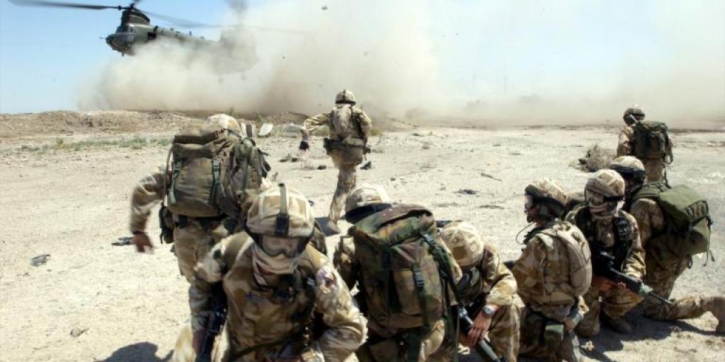 الكشف عن معلومات استهداف قاعدة اميركية من قبل مجموعة عراقية
