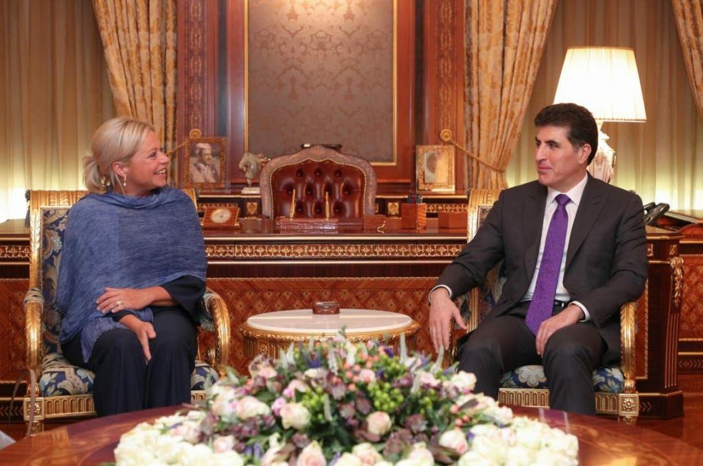 الأمم المتحدة تبحث مع إقليم كوردستان حماية النازحين من فيروس كورونا