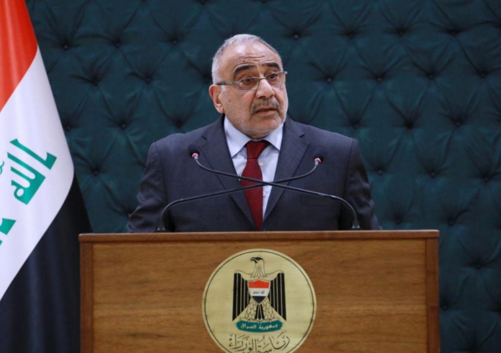 رسالة من عبدالمهدي إلى وزير الصحة المستقيل: استمرارك معنا امر ضروري لانجاز ما بدأته