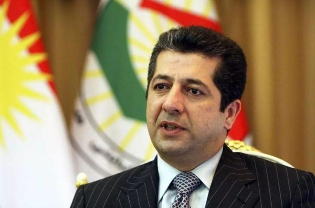 مسرور البارزاني: نسعى لإبرام اتفاق شامل مع بغداد