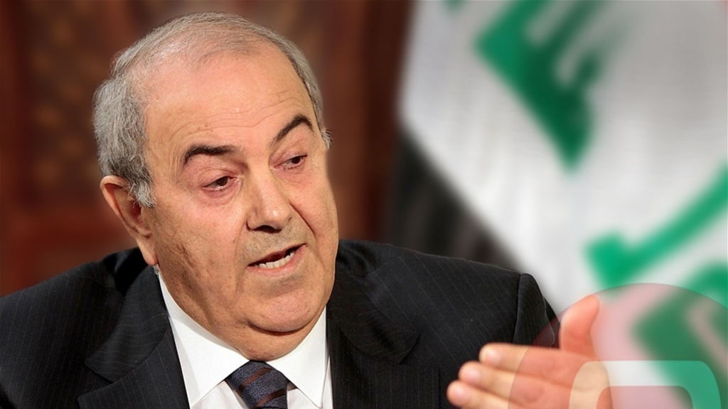 إياد علاوي يطالب بالإفراج الفوري عن معتقلي التظاهرات ويهدد بالتبعات القانونية