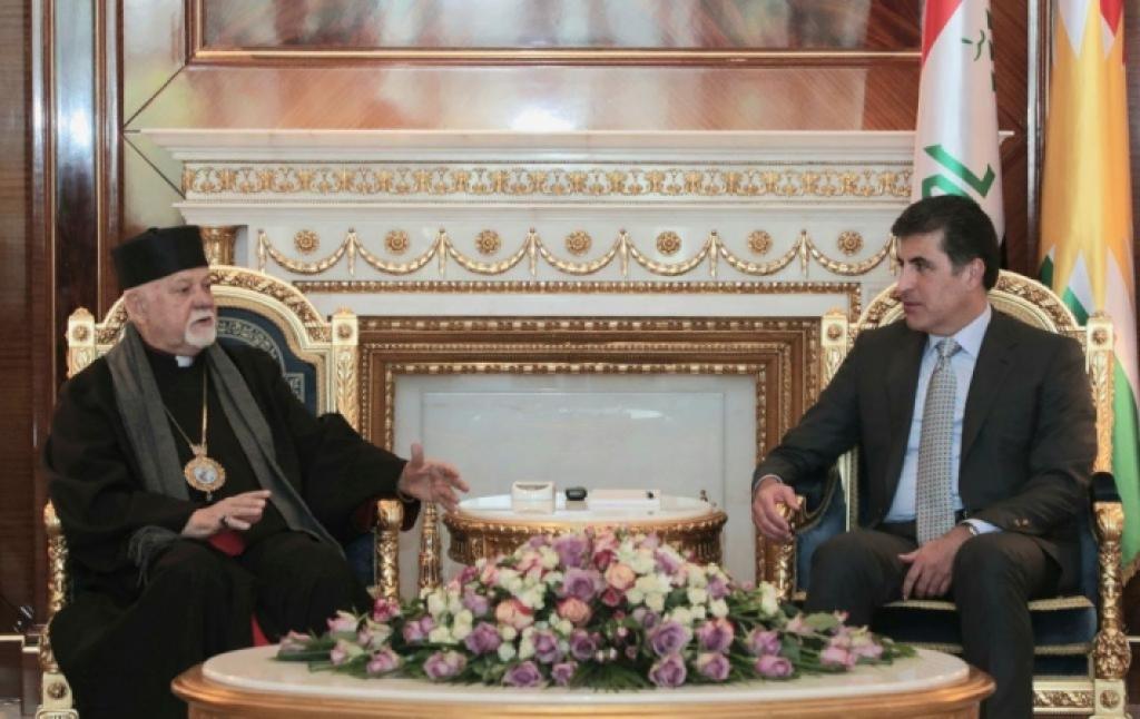 مجلس رؤساء الطوائف المسيحية في العراق يشيد بثقافة التعايش والتسامح في إقليم كوردستان