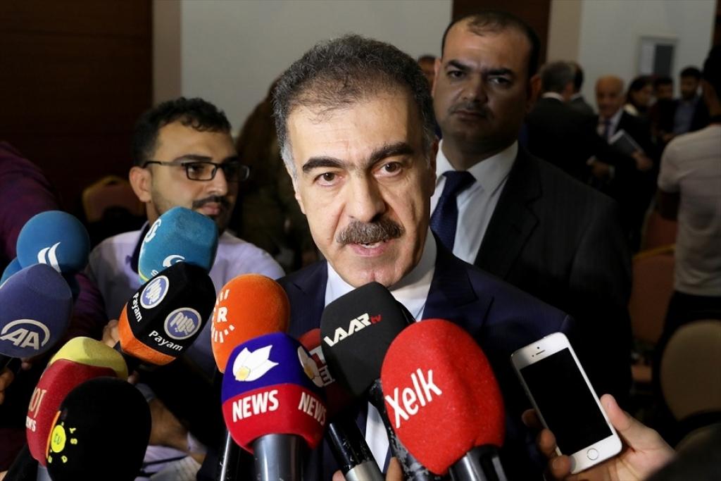 الكشف عن موعد تشكيل حكومة اقليم كردستان
