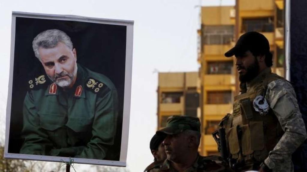 واشنطن تفرض عقوبات على شركة عراقية لتعاملها مع الحرس الثوري الإيراني