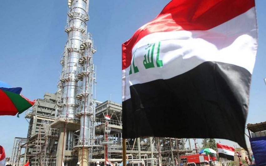 صادرات النفط العراقية تتجاوز 110 ملايين برميل خلال مايو