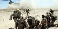 العمليات المشتركة : لم يتم إرسال قوات امريكية لكركوك