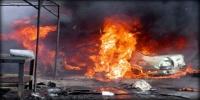 انفجار عبوة ناسفة داخل عجلة في كربلاء يوقع قتلى وجرحى