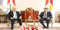 تأكيد عراقي كوردستاني : الفرصة مواتية لحل جذري للخلافات بين الجانبين