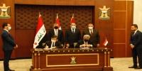 العراق يوقع عقداً مع شركة يابانية لزيادة انتاج الطاقة النفطية بمصافي الجنوب