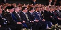 الحلبوسي: خريجو الجامعة الأمريكية بدهوك سيرفدون مسيرة التقدم بإقليم كوردستان وعموم العراق