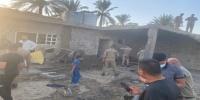 مقتل 5 أشخاص بقصف صاروخي استهدف مطار بغداد .. الكاظمي يوجه بتوقيف القوة الأمنية الماسكة