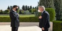 نيجيرفان بارزاني: ننظر بقلق للتطورات الأمنية في العراق وندعم خطوات الكاظمي لمواجهة التهديدات