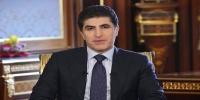 نيجيرفان بارزاني: نطلب دعم المجتمع الدولي لنخطو صوب مستقبل مشترك أفضل وآمن ومتقدم مع العراق