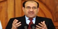 المالكي: لا يمكن اجراء انتخابات دون إعادة هيبة الدولة