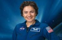 اول امرأة عراقية ستصل الى الفضاء