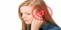 إلتهاب الأذن الوسطى الحاد
