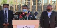 محافظ أربيل: البدء بتنفيذ إجراءات جديدة لدخول المحافظة